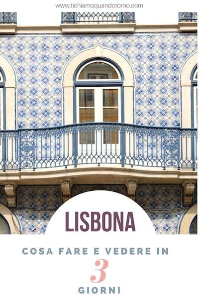 Un itinerario di 3 giorni a Lisbona, su e giù tra le ripide strade della capitale portoghese, alla scoperta delle meraviglie di questa città: cultura, architettura, panorami da favola e buona cucina.  #lisbona #portogallo #cosavedere #itinerario #travel #weekend #europa #lisboa #consiglidiviaggio #viaggiare #traveltips