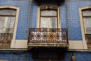 Azulejos a Lisbona