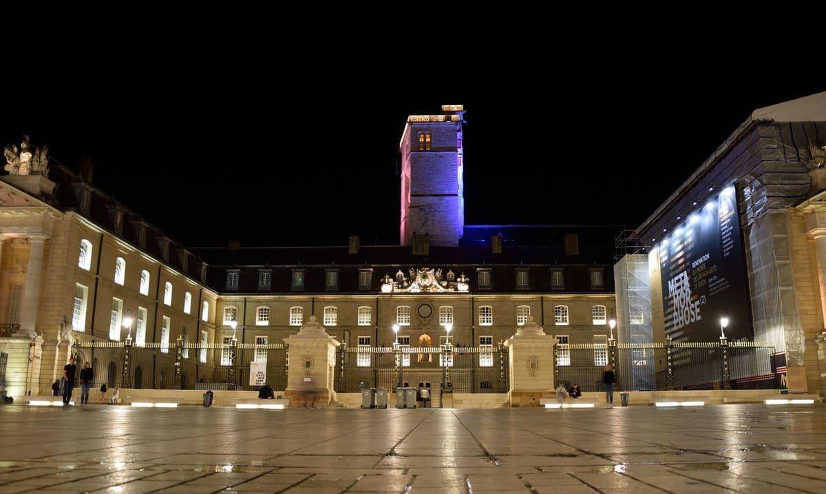 Palazzo dei Duchi di Borgogna a Digione
