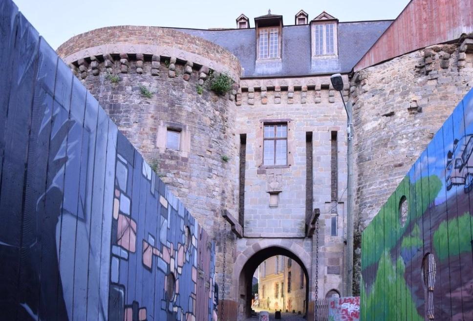 La Porte Mordelaise a Rennes