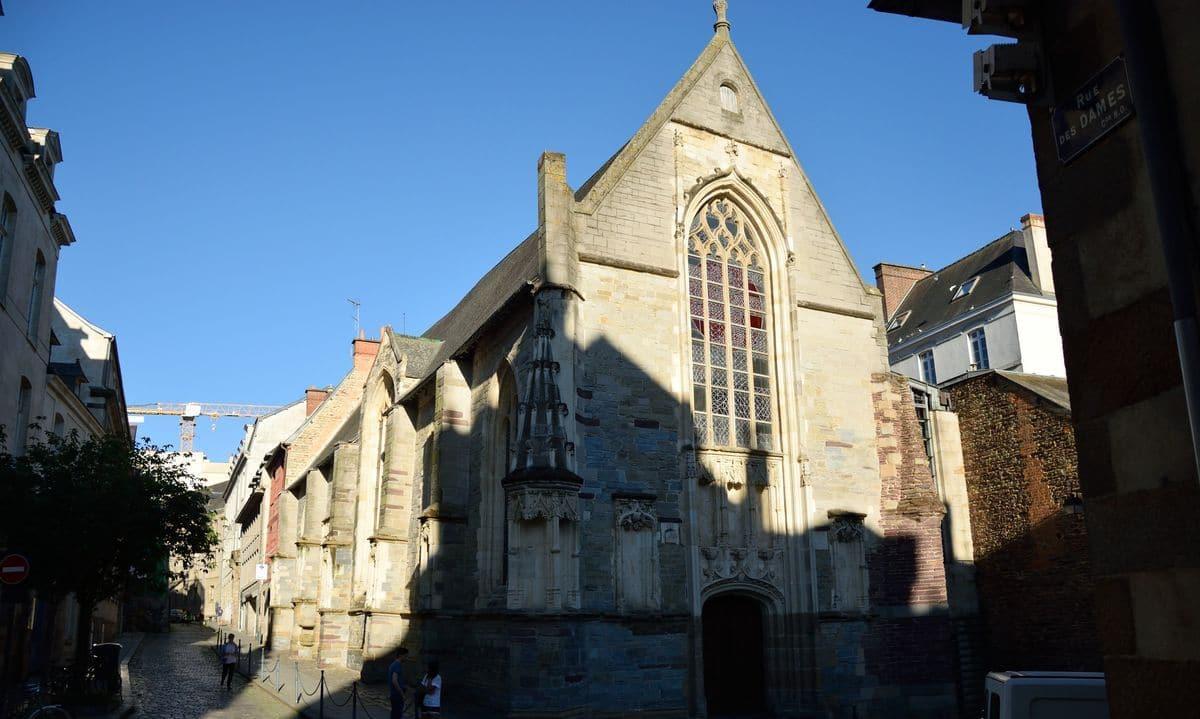 La Chapelle Saint Yves a Rennes