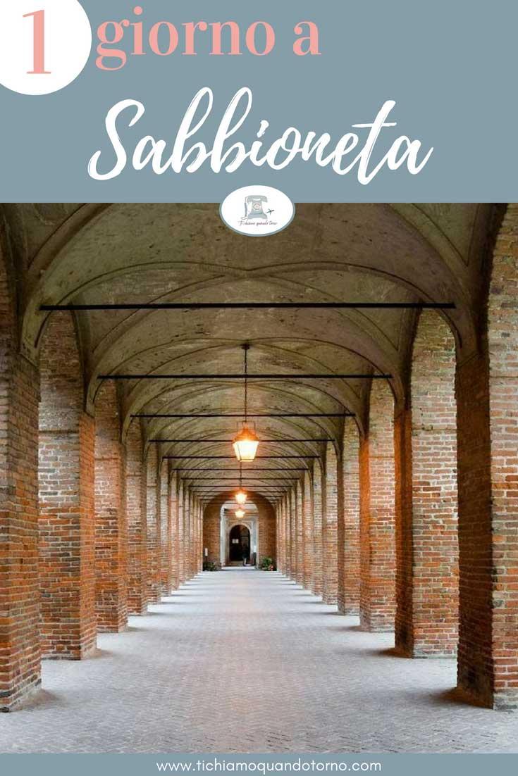 1 giorno a Sabbioneta