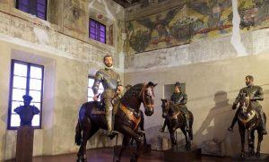 Vespasiano Gonzaga a Palazzo Ducale Sabbioneta