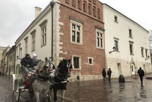 Cracovia in calesse