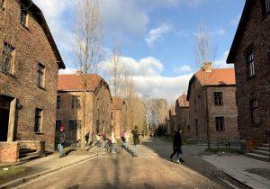 I blocchi di Auschwitz