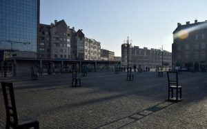 Piazza degli Eroi del Ghetto Cracovia