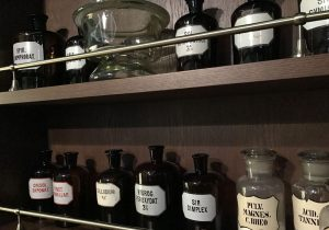 La Farmacia dell'Aquila a Cracovia