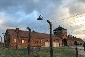 L'ingresso di Birkenau