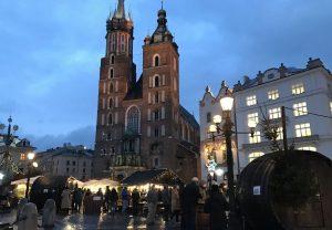 Chiesa di Santa Maria Vergine a Cracovia