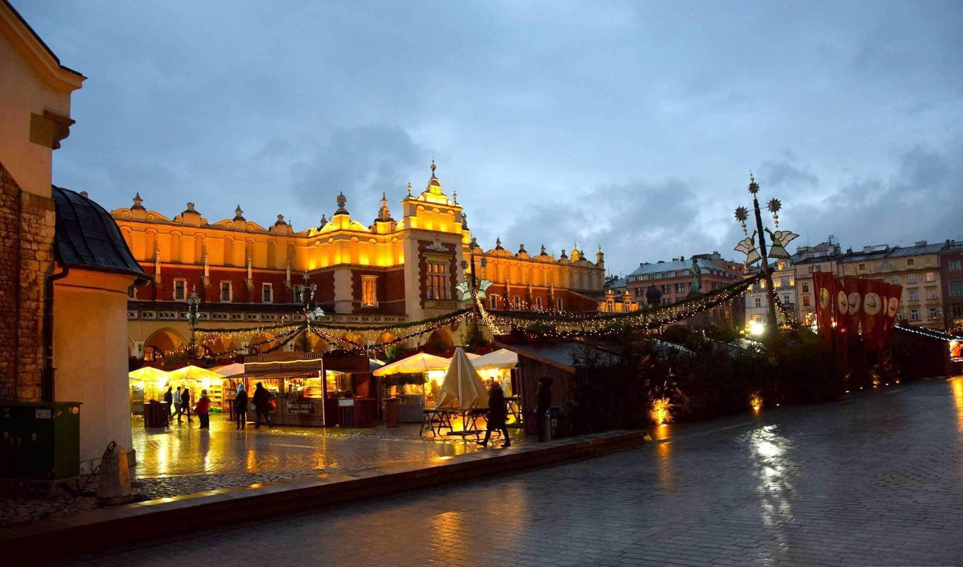 I mercatini di Natale a Cracovia
