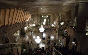 La Cappella Kinga nella Miniera di Sale Wieliczka