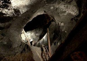 I tunnel della Miniera di Sale Wieliczka