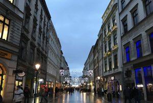 Ulica Grodzka Cracovia