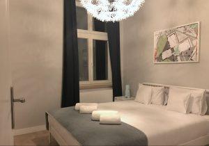 Camera da letto Playroom Apartament