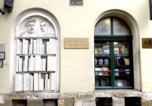 La via Kanonicza a Cracovia