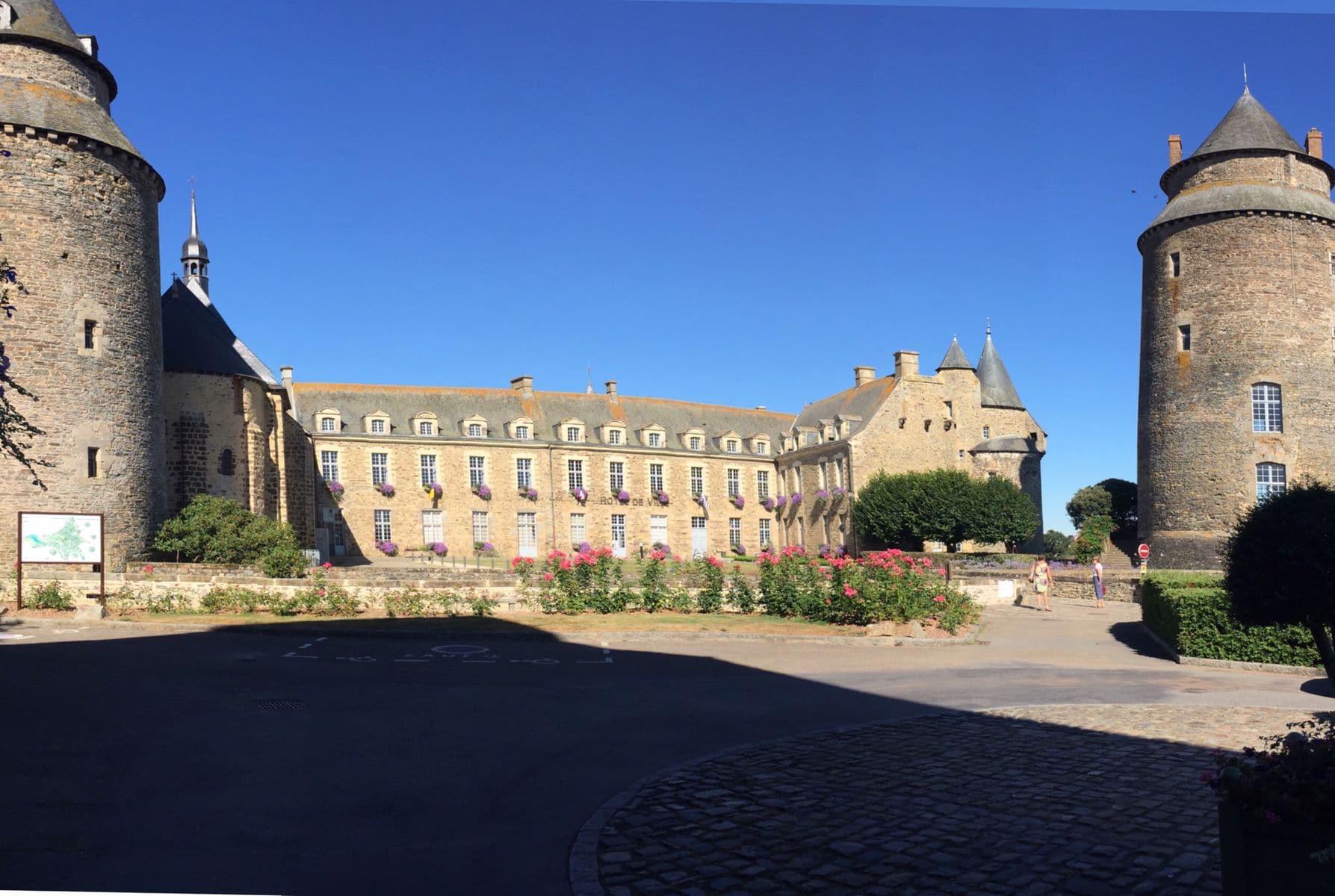 Il Castello di Châteaugiron