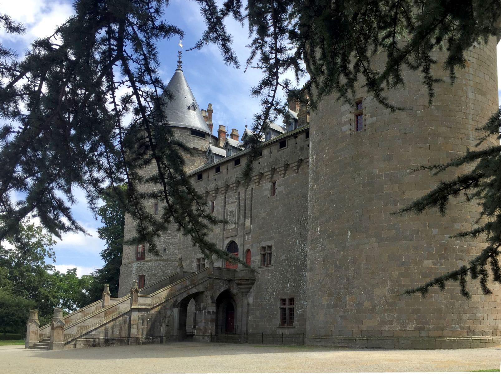 Il castello di Combourg