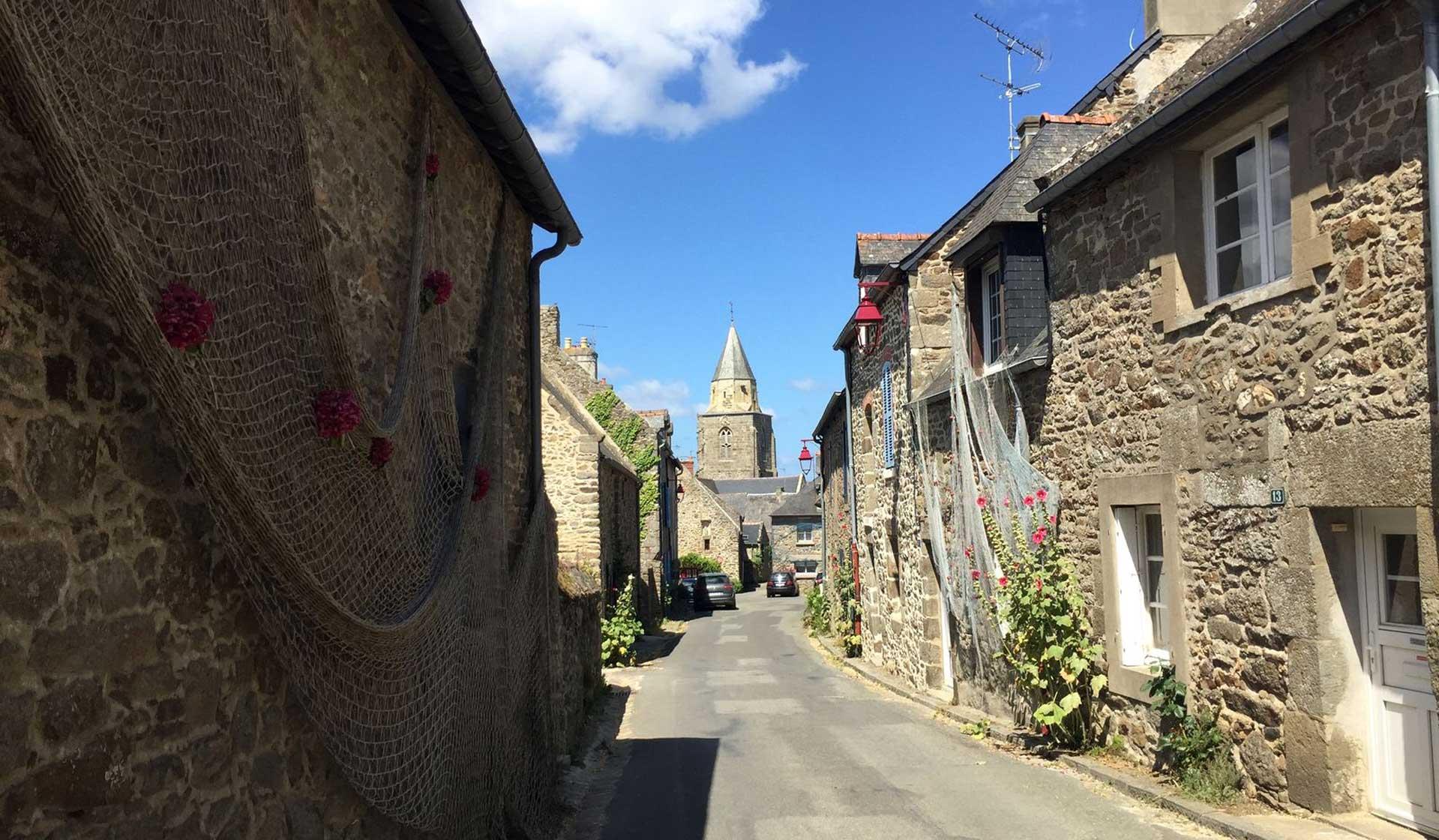 Saint Sulliac in Bretagna