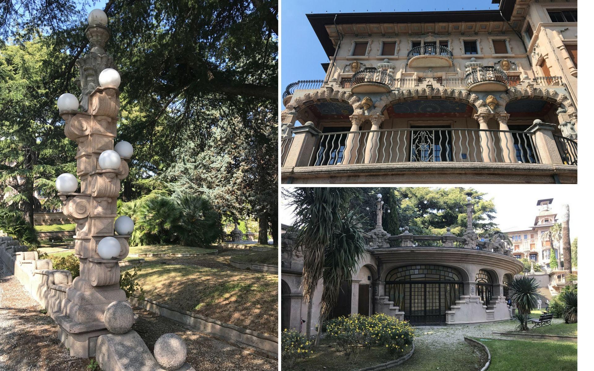 Villa Grock Imperia