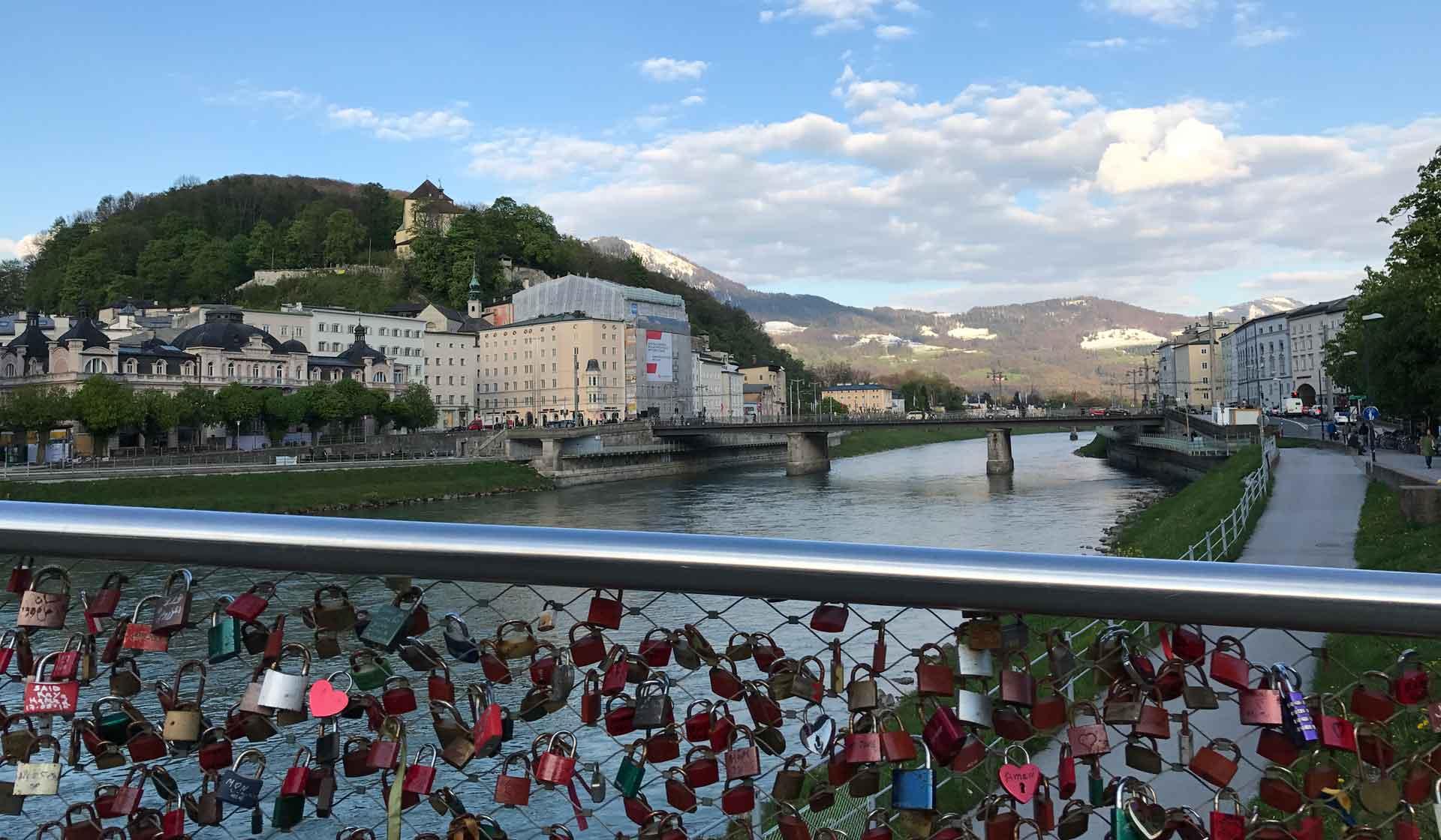 4 giorni a Salisburgo e nel salisburghese. Itinerario di visita