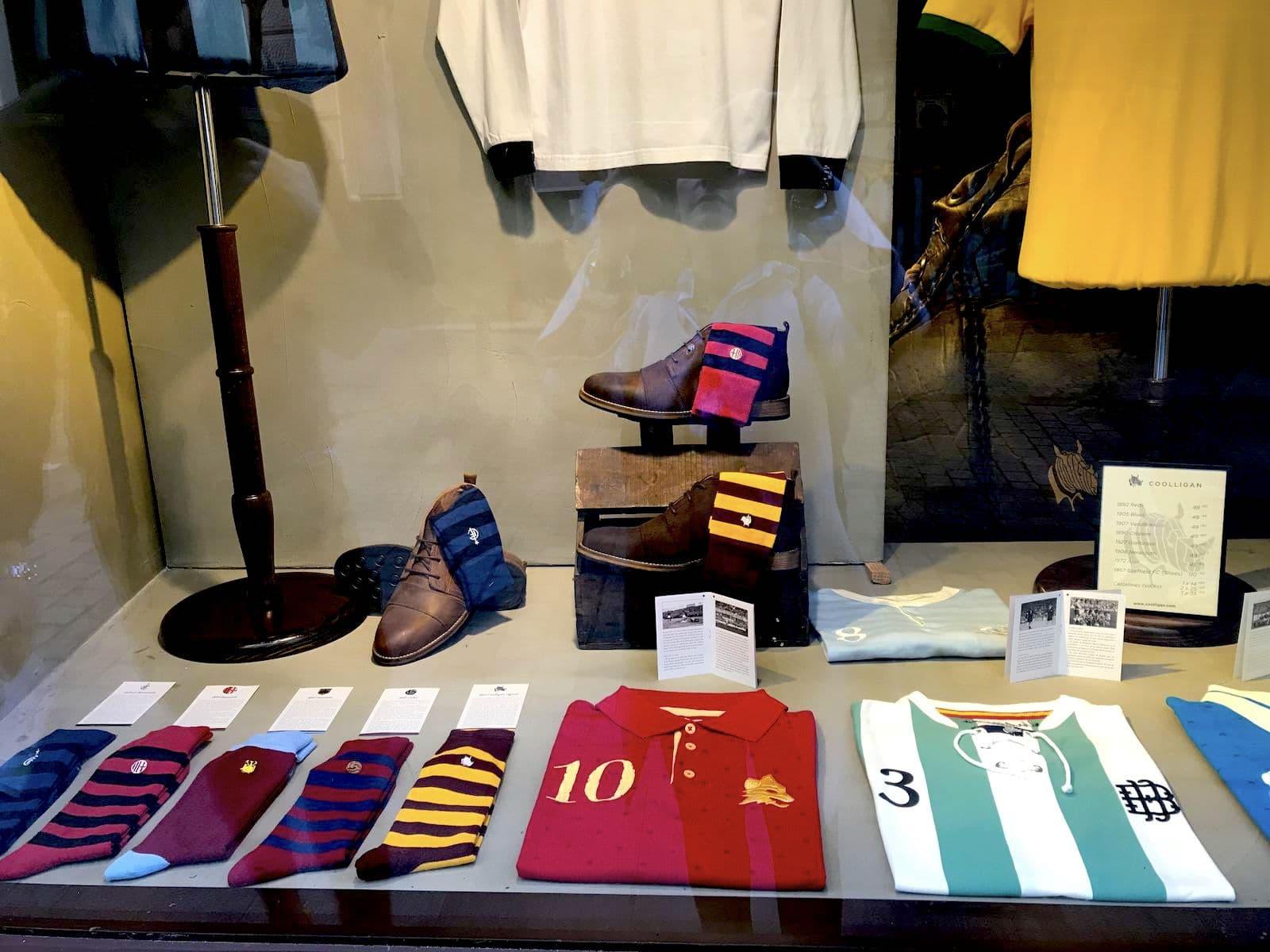 Abbigliamento sportivo da Coolligan Madrid