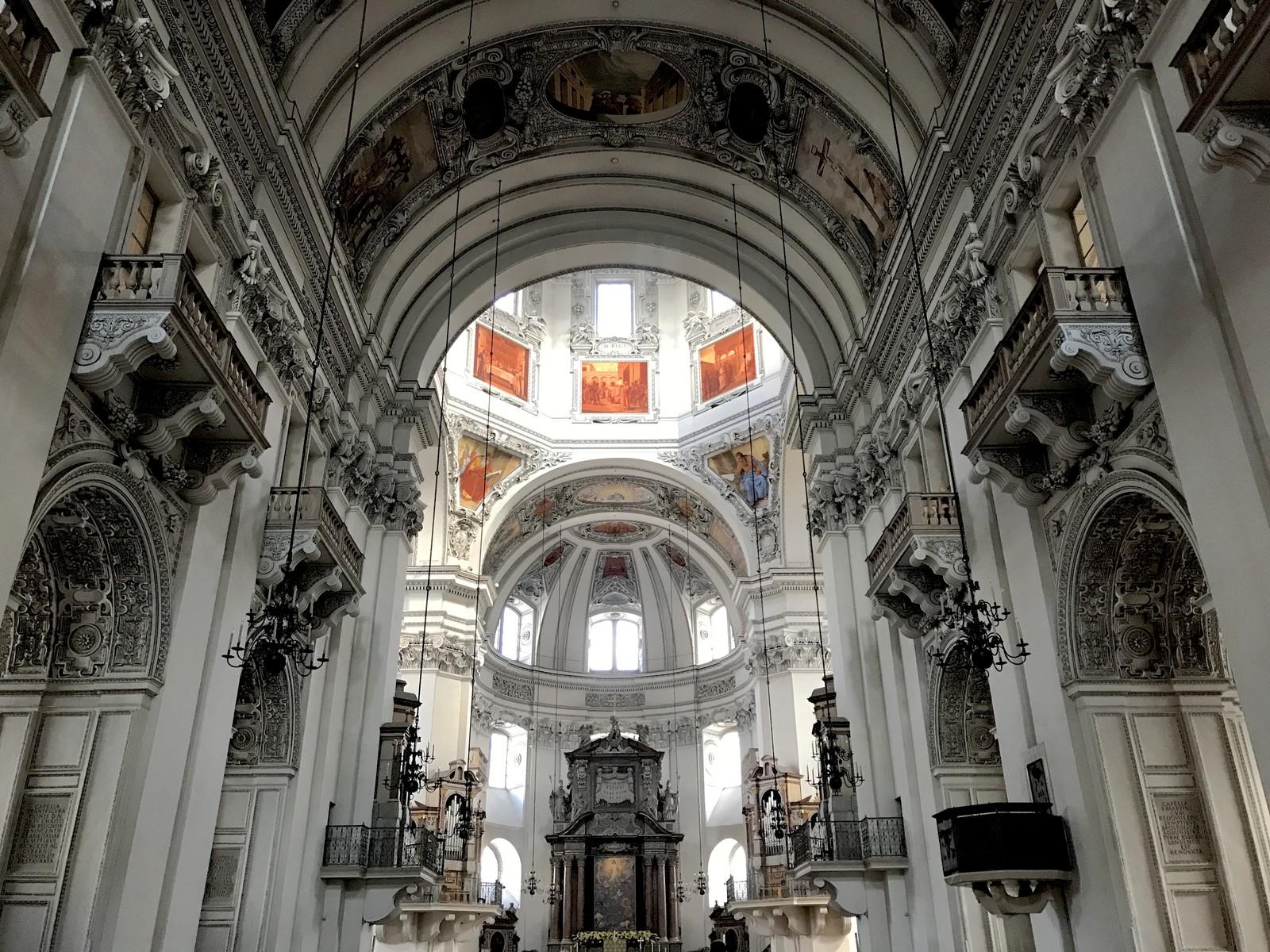 Il Duomo di Salisburgo