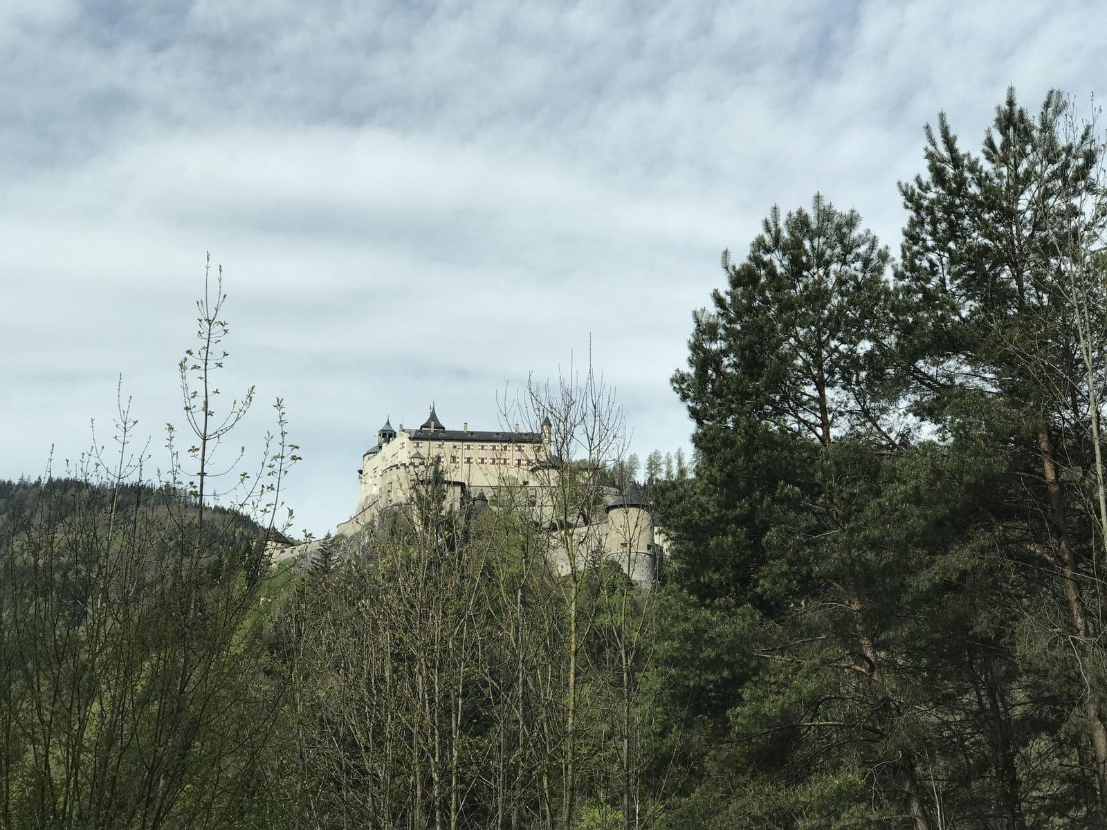 Il castello di HOHENWERFER