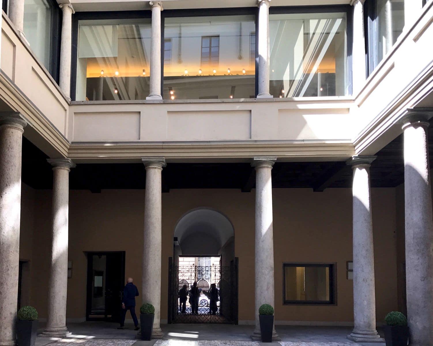 Palazzo Aliverti Milano