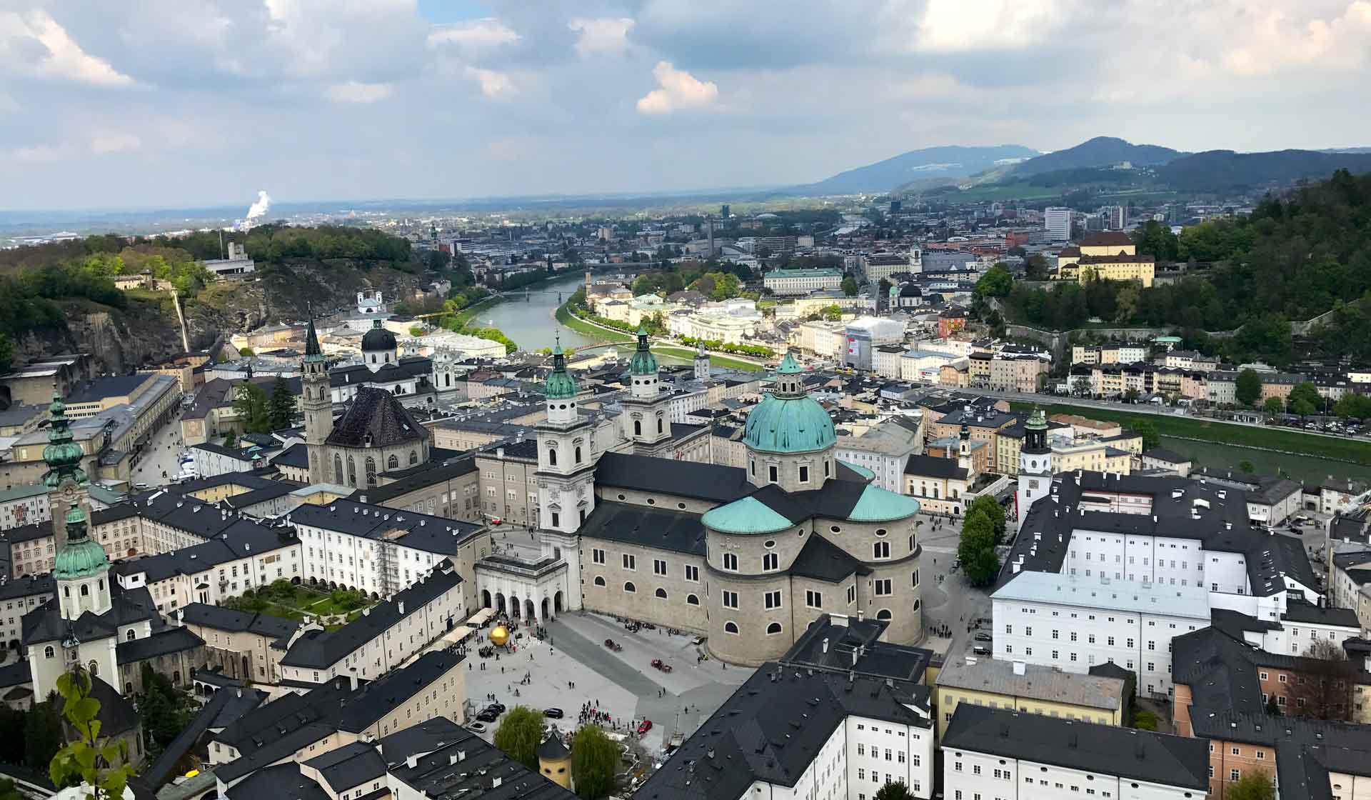 Cosa vedere a Salisburgo: 10 buoni motivi per visitarla