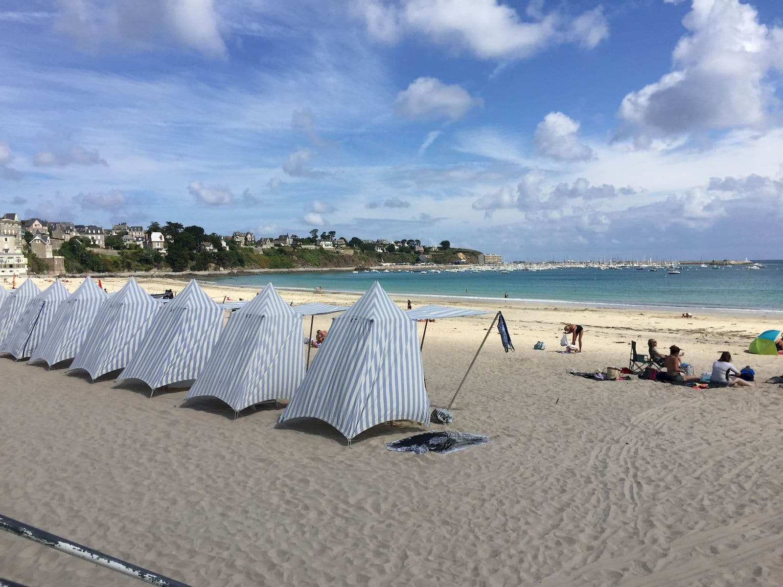 La spiaggia di Saint Cast le Guildo