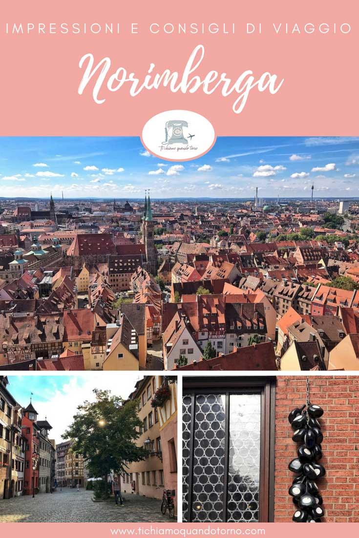 2 giorni a Norimberga, alla scoperta di una città imperiale in cui storia antica e passato recente si fondono per donarle un fascino unico. #norimberga #germania #baviera #franconia #weekend #europa #storia #viaggi #travel #travelblogger #ideediviaggio
