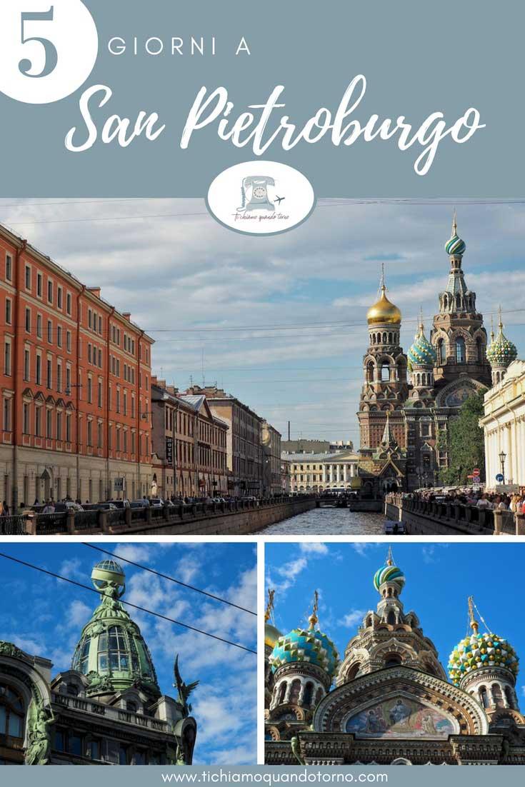 Itinerario di 5 giorni a San Pietroburgo: co vedere e cosa fare per pianificare al meglio la visita della città. #sanpietroburgo #russia #vacanze #itinerari #viaggiare #viaggi #travel #cosavedere #europa #travelblogger