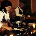 Festa degli spazzacamini_preparazione stinchett