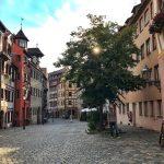 Norimberga Weißgerbergasse