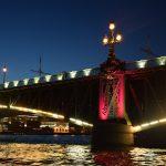 notti bianche a San Pietroburgo