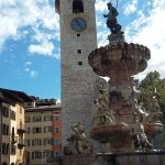 Città Italia_Trento-fontana-Nettuno