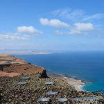 Lanzarote vista dal Mirador del Rio