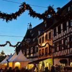 I villaggi alsaziani a Natale