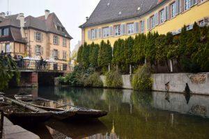 La petite Venise a Colmar