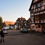 Dambach-la-Ville in Alsazia