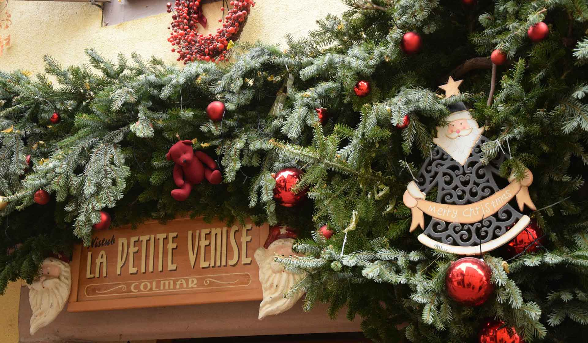 I mercatini di Natale in Alsazia