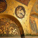 La cappella delle lacrime al monastero di Mont Sainte-Odile