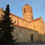 La chiesa romanica di Rosheim
