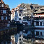 la Grand Île a Strasburgo