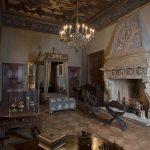 la camera da letto di Giuseppe Bagatti Valsecchi