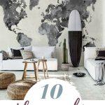 10 regali per la casa a tema viaggi