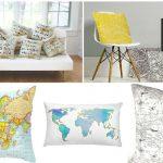 Idee regalo per chi ama viaggiare - cuscini