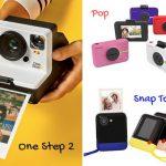 Regali per chi ama viaggiare - Polaroid