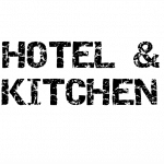 HOTEL & KITCHEN logo