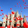 San Valentino a Milano: dove mangiare in coppia